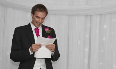 Gode råd til bryllupstalen