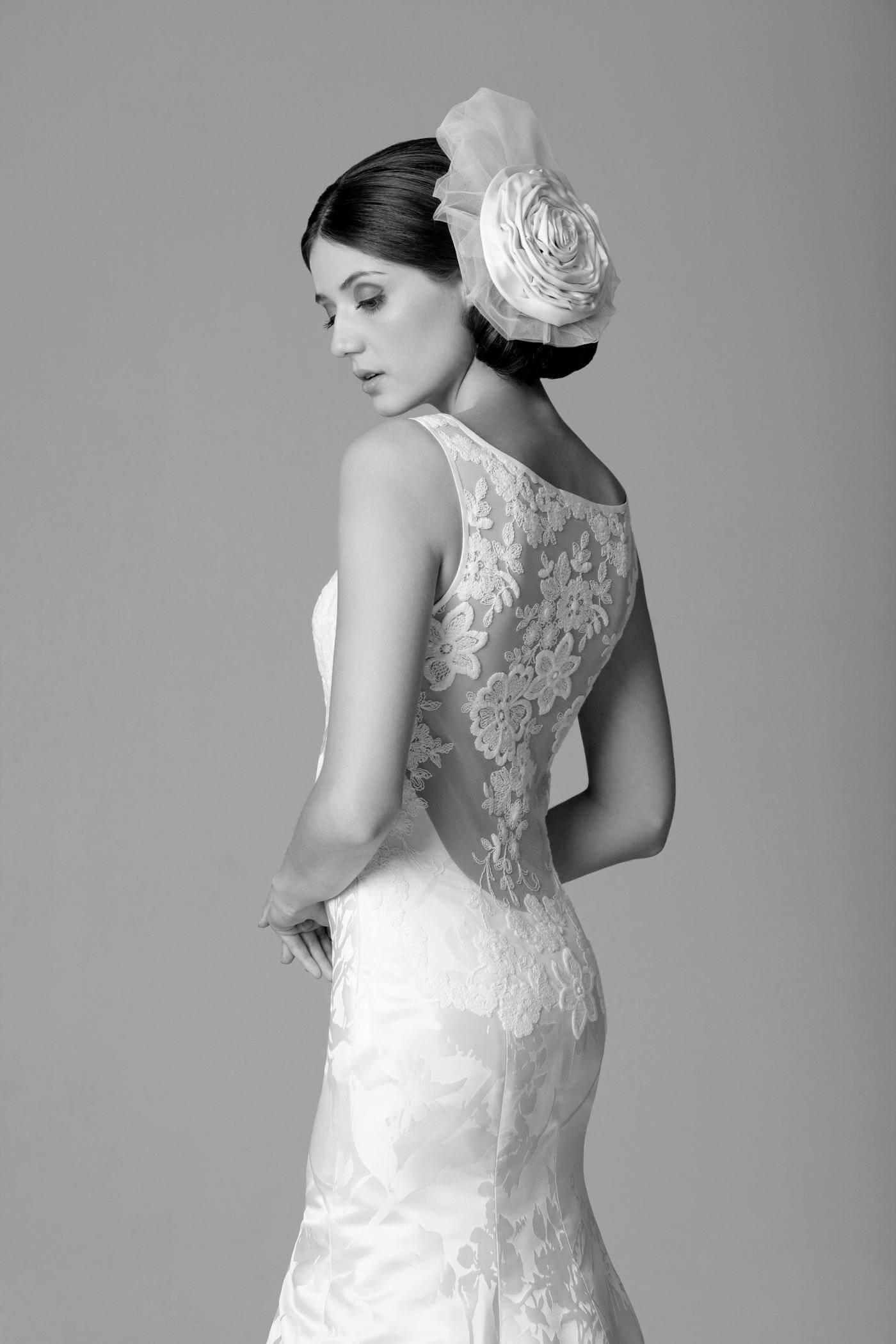 Marianne Carøe brudekjole