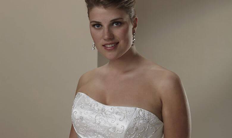 Brudekjoler til store piger