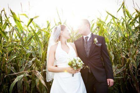 c90aefa5 9 grunde til at overveje en kort brudekjole - Bryllup