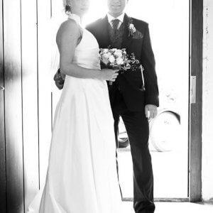Brudepar - inspiration til bryllupsbilleder