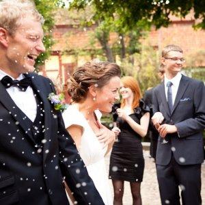 Stemningfyldte billeder - Bryllupsfoto