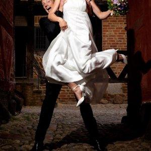 Glade billeder til bryllup - Bryllupsfoto