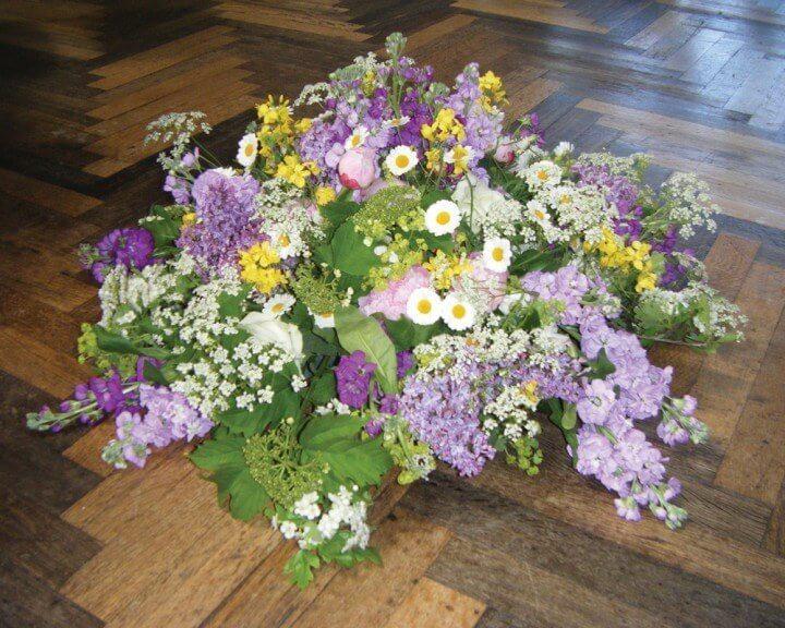 blomster pynt til bryllup