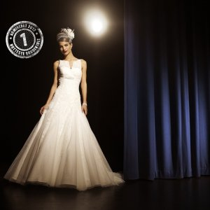 Brudekjole fra LILLY