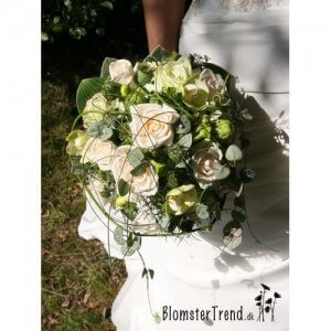 Rokoko brudebuket pris 900 kr