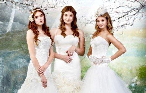 Rikke Gudnitz brudekjoler 2013