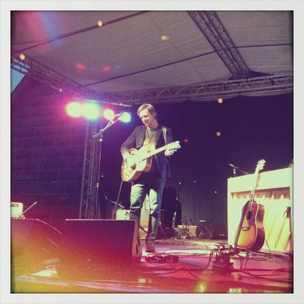 Teitur one and only koncert