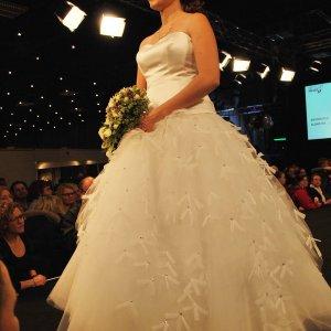 Brudekjole fra Bride & Galla.