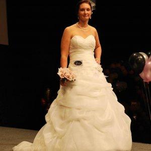 Brudekjole fra Brudesløret.