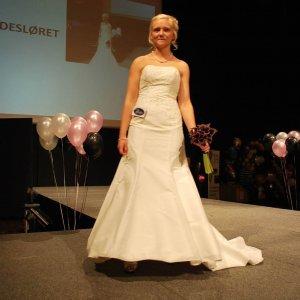 Brudekjole fra Brudesløret