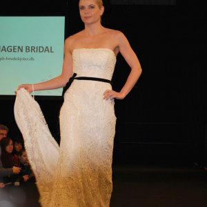 Brudekjole fra Copenhagen Bridal.