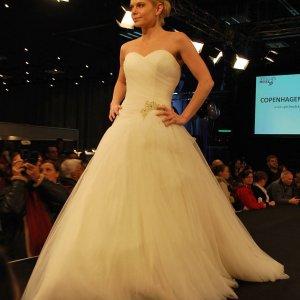 Brudekjole fra Copenhagen Bridal
