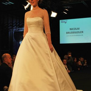 Brudekjole fra Nicolai Brudekjoler