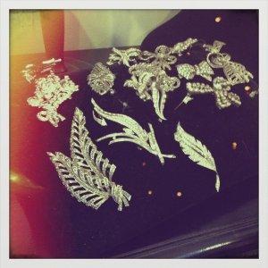 Vintage smykker fra London