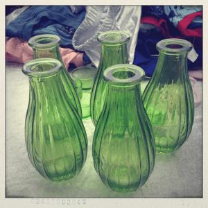 Vaser til bryllup