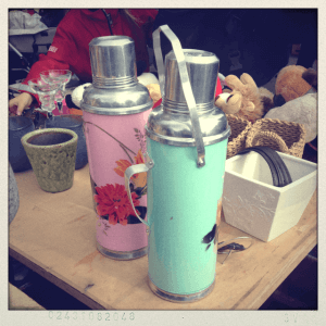 Kaffekander til brylluppet