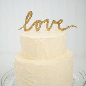 Ti fredagsfavoritter: Bryllupskagefigur fra Emily Steffen på Etsy.com