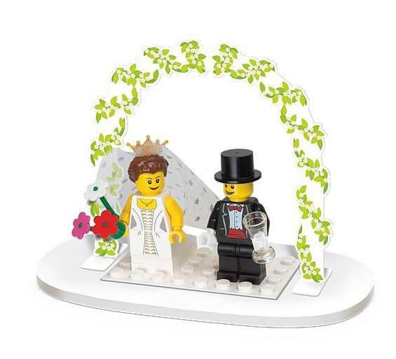 Ti fredagsfavoritter: Bryllupskagefigur fra Stol Dæk Dig