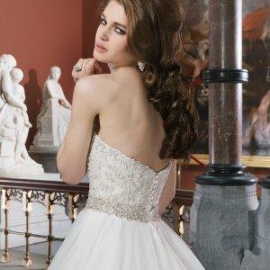 2014 brudekjoler, Justin Alexander
