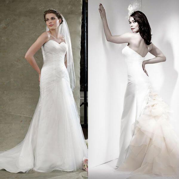 Brudekjole udsalg 2013