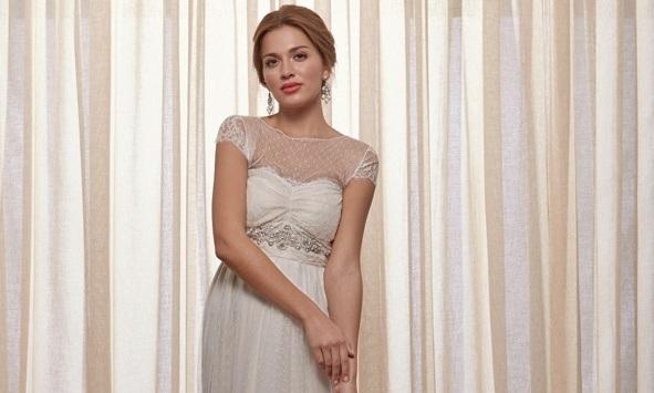 Brudekjole fra Anna Campbell