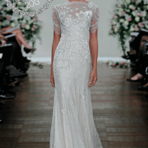 brudekjole fra Jenny Packham