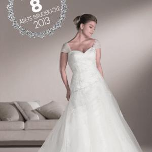 brudekjole fra Sincerity Plus