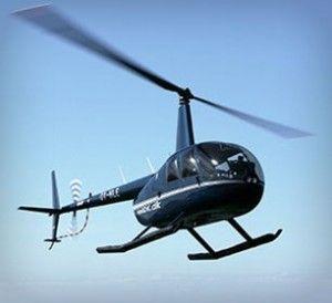 helikopter rundflyvning