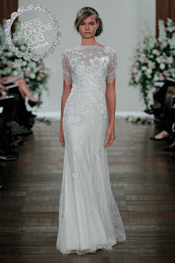Årets brudekjole 2013