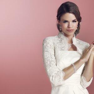 Brudekjoler fra Diamonds by LILLY på Bryllup.dk