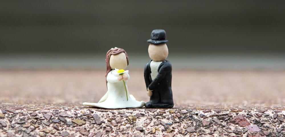 Tjene penge fra bryllup