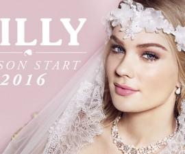 Brudekjoler fra lilly 2016