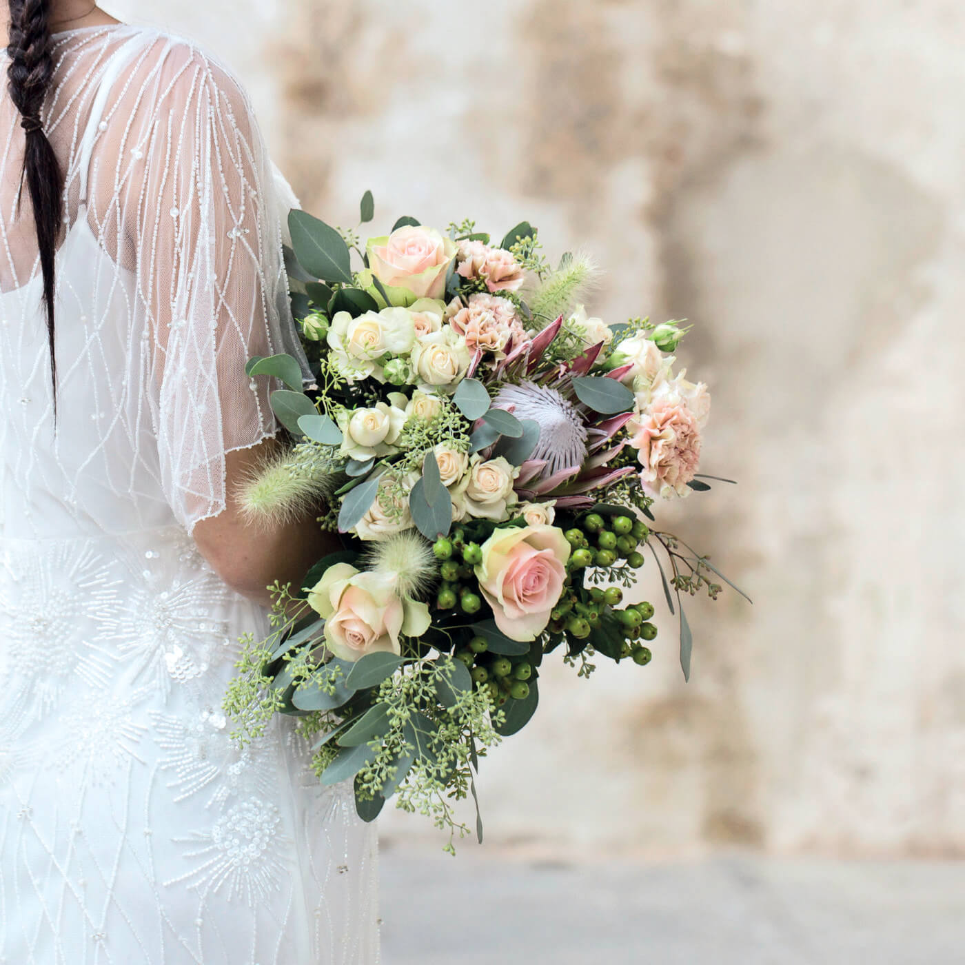 Wonderful Find den perfekte brudebuket - Bryllup AC-72