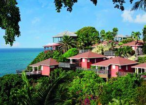 Bryllupsrejse til Fransk Caribien
