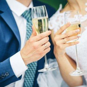 bryllup klippe sokker