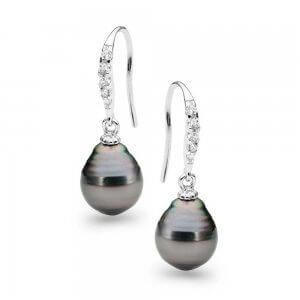 perleøreringe - perler