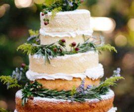 hvornår skal bryllupskagen serveres