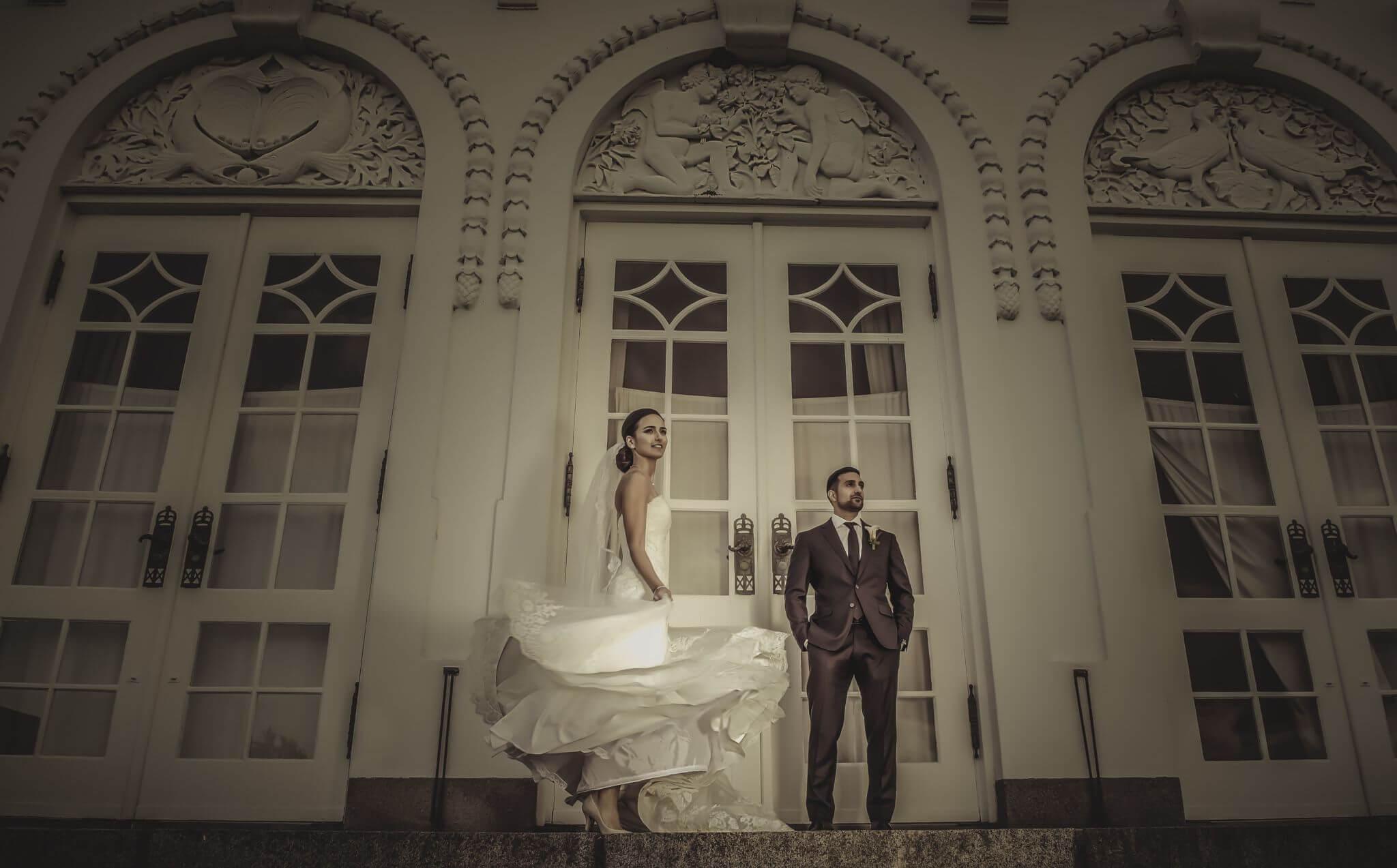 42e79b16380f Bryllupsplanlægning - få inspiration fra andre brudepar