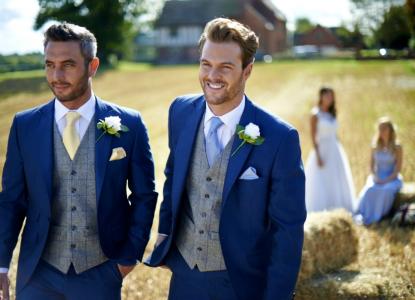 herretøj til bryllup