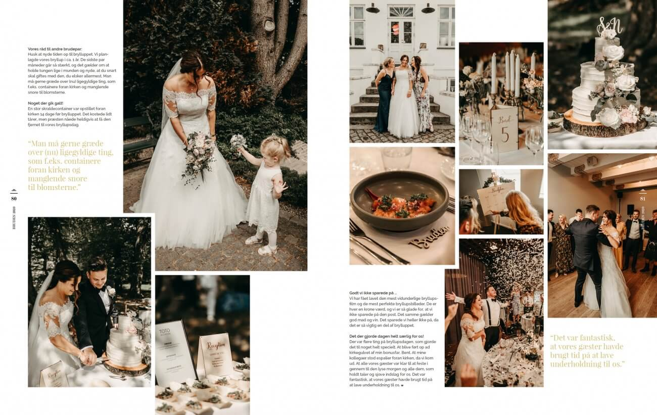 Bryllup.dk din bryllupsplanlægning starter her
